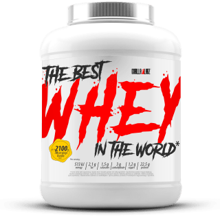 The Best / Powerful Whey in the World