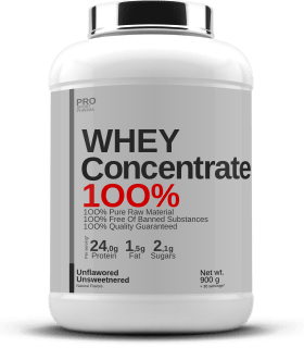 1OO% Whey Protein Concentrate
