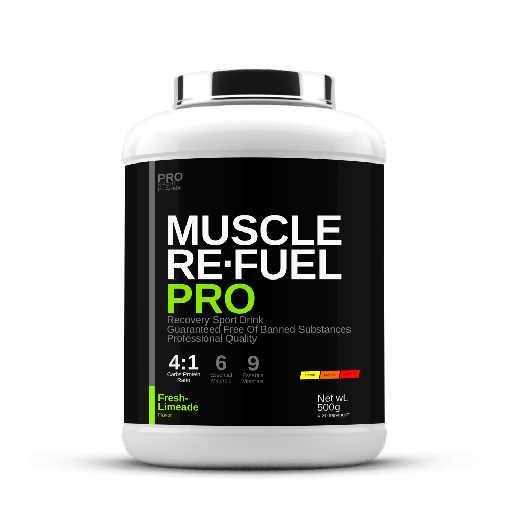 MUSCLE RE-FUEL Pro Recovery