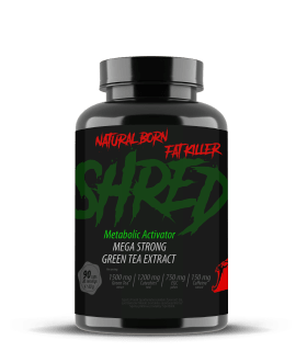 Shred Nr1 Green Tea Extr.
