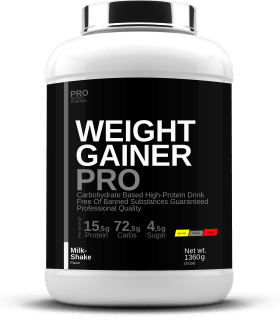 Massilisajad Weight Gainer Pro