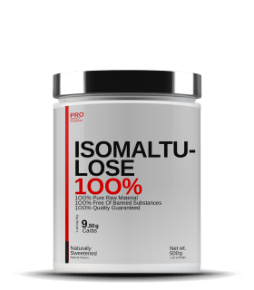 Isomaltulose - Low glycemic index