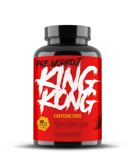 King Kong Caffeine Free Pre-Workout
