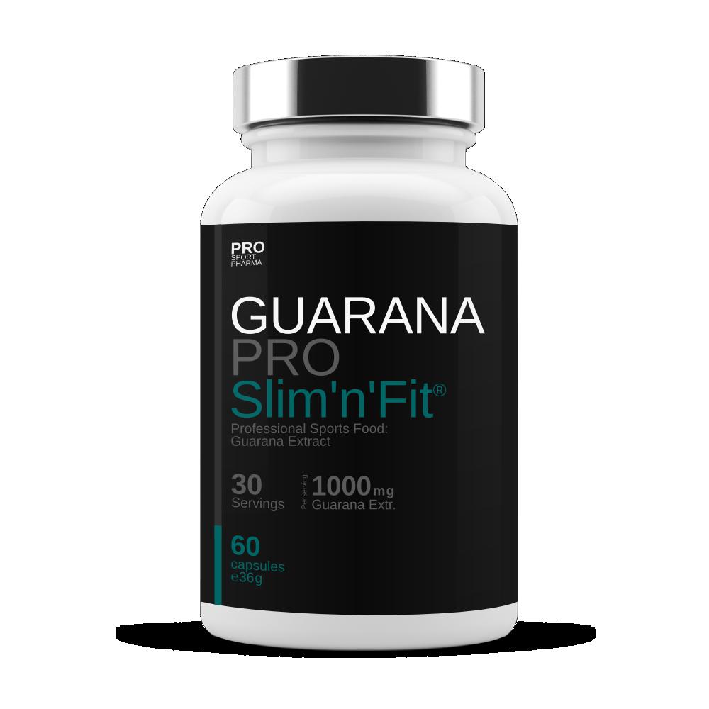svorio netekimas guarana